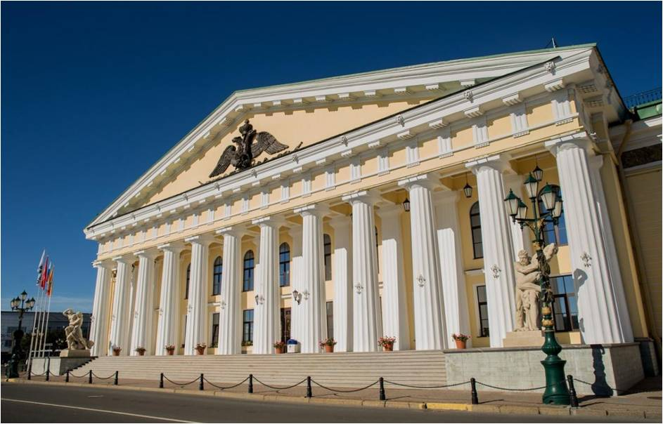 санкт-петербург горный университет фото